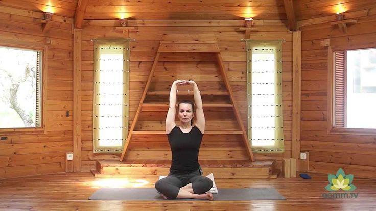Clase completa de Yoga online- Ánclate a la tierra y crece