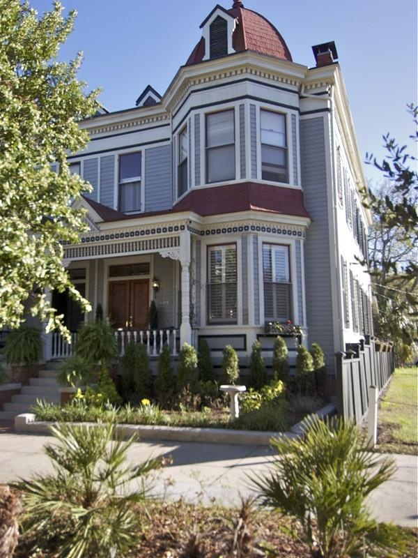 17 best images about victorian homes on pinterest for Historic houses in savannah ga