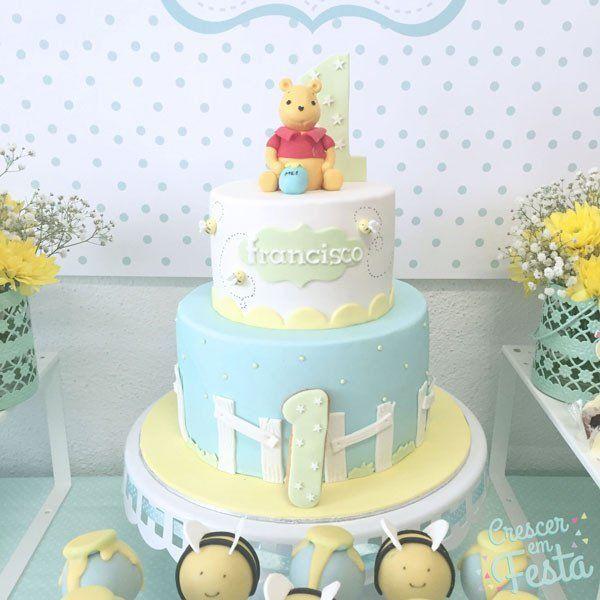 Trend Festa Winnie the Pooh do Francisco Winnie the Pooh Party