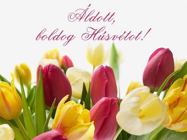 Áldott, boldog Húsvétot !