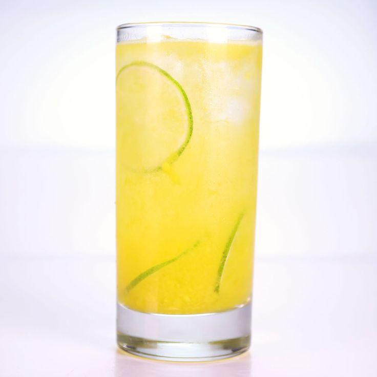 the chew | Recipe  | Ming Tsai's Mango Vodka Coolers