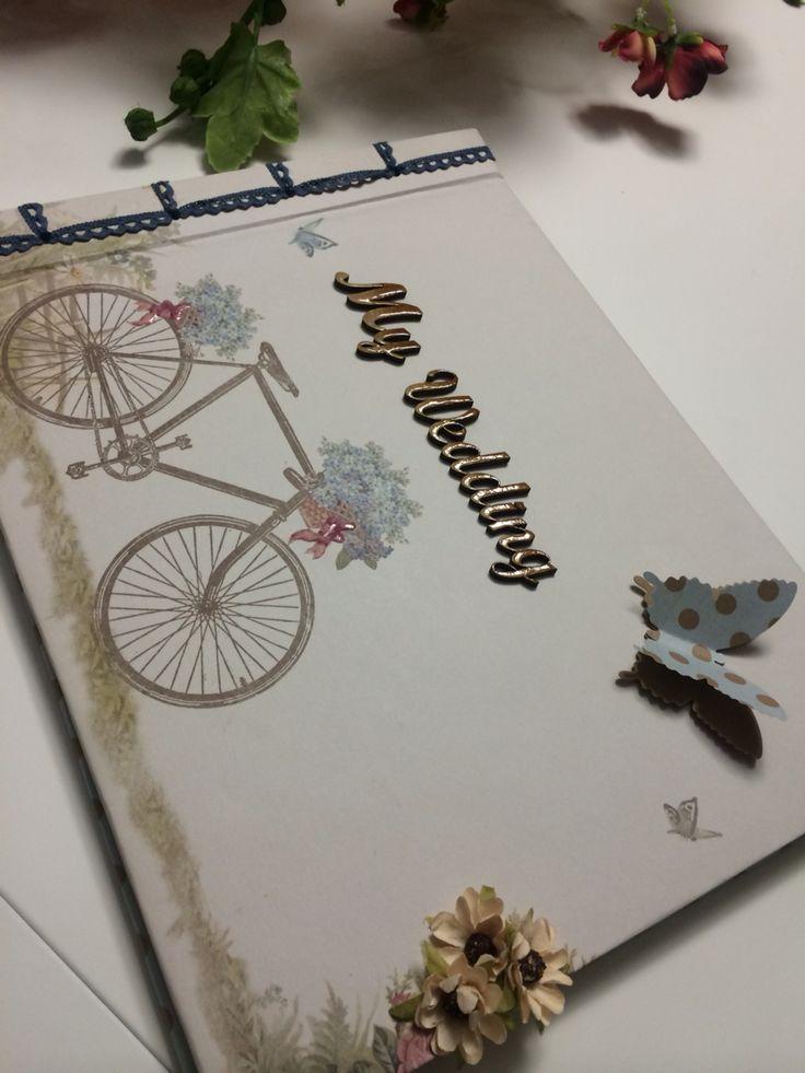 Sara's wedding book