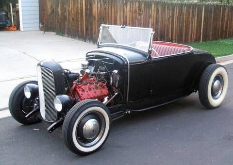 1931/2 Ford Roadster