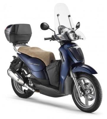 Aprilia Scarabeo 200-scooter