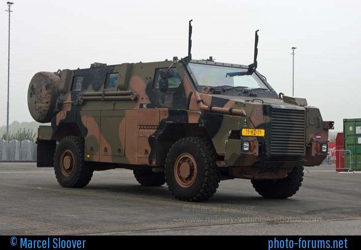 Bushmaster Koninklijke Landmacht