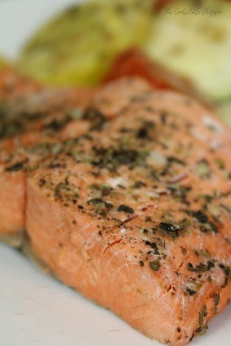 Cook Up A Wild Alaskan Sockeye Salmon In Mere Minutes From Frozen Using  Your Instant Pot
