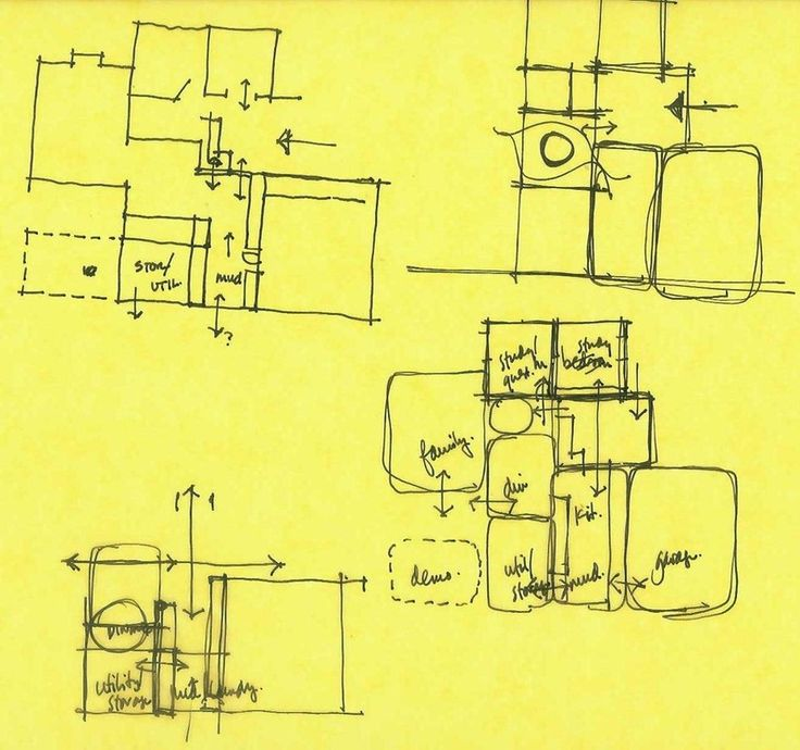 Schematic design. During the schematic design phase, architects and other design professionals use quick floor-plan studies in conjunction w...
