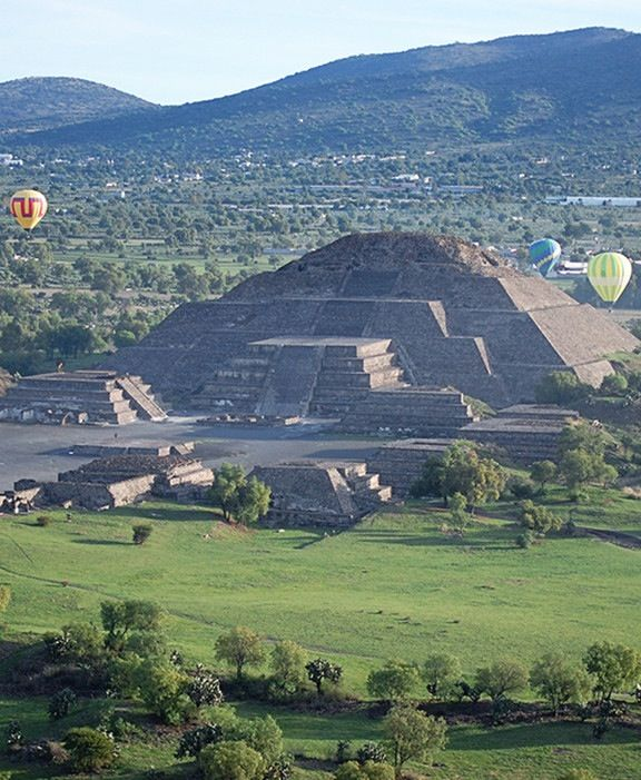 Teotihuacan   - Explore the World with Travel Nerd Nici, one Country at a Time. http://TravelNerdNici.com