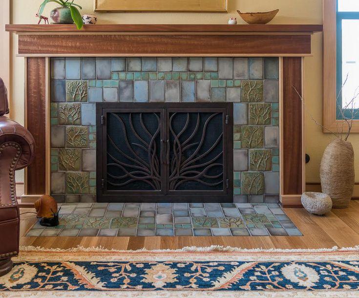 tropical fireplace screens design inspiration home interiors rh scottcupit com
