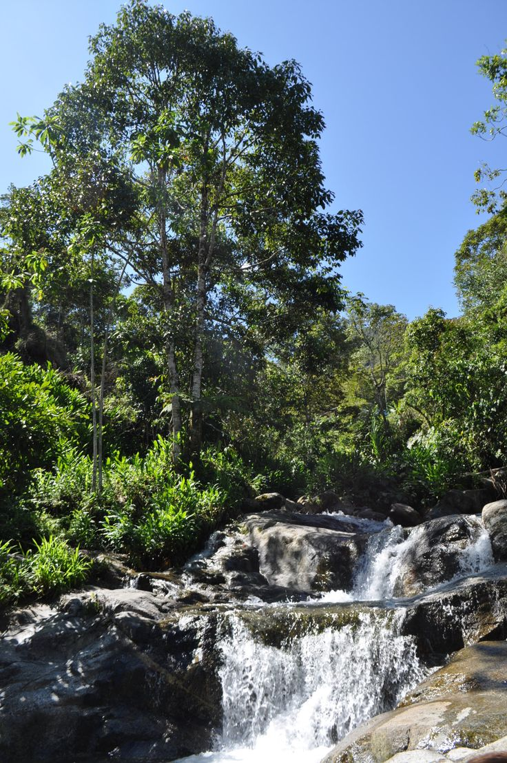 Cascada la Chonta en Cocorná Anyioquia