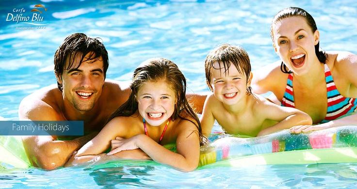 Corfu Family Holidays