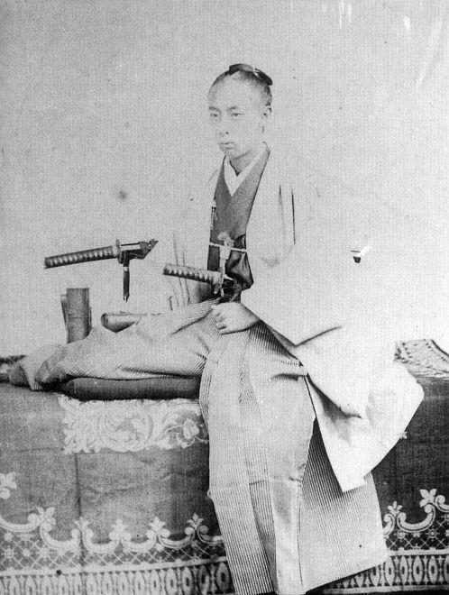 Matsudaira Tadanari, last lord of Ueda.松平忠礼。上田藩第7代藩主(1850~1895)1872~1879米留学後外務省勤務。