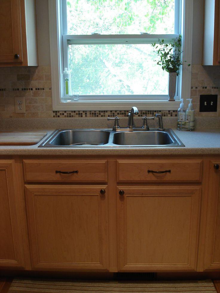 Tile Kitchen Back Splash DIY \ Craft Ideas Pinterest - wasserhahn küche locker