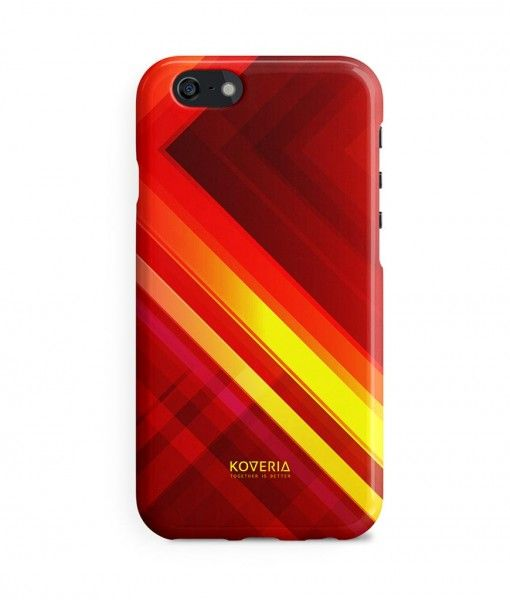 Fire case for iPhone 6 - Koveria