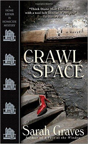 Crawlspace - Sarah Graves - 2009 - Jacobia Tiptree Book