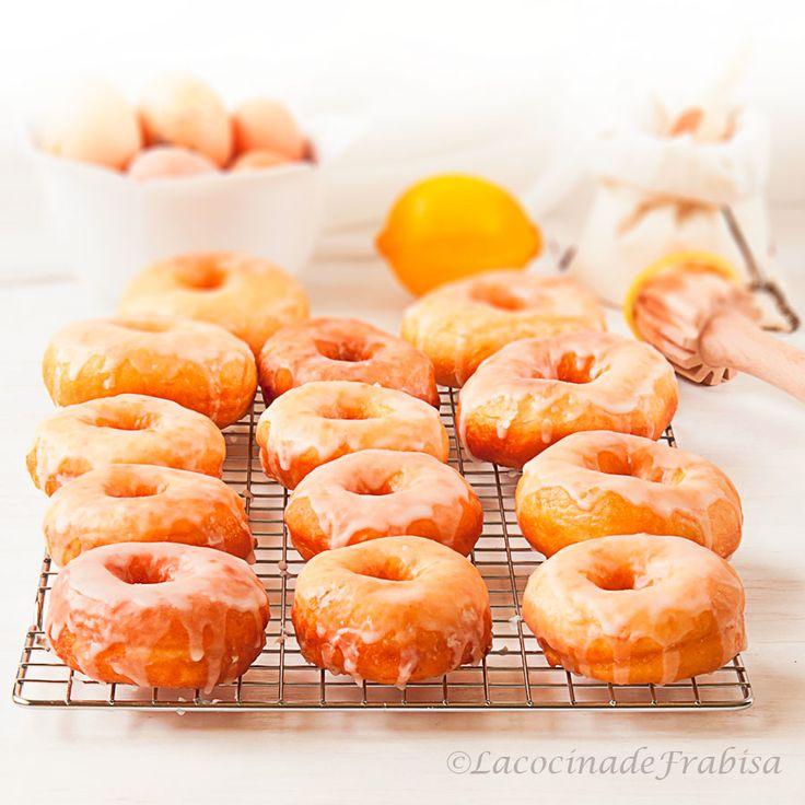 Donuts Receta