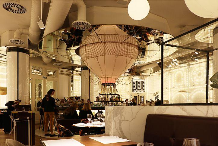 Bibo Restaurant In Madrid By Lazaro Rosa Violan Restaurant Decor Madrid Madrid Restaurants