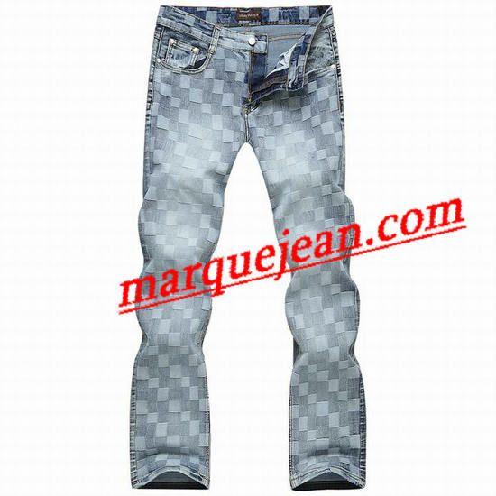 Vendre Jeans Louis Vuitton Homme H0017 Pas Cher En Ligne.