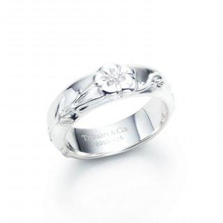Tiffany & Co Natural Rose Ring