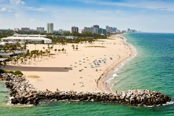 Top 20 Amazing Things to do in Florida USA; Fort Lauderdale Beach