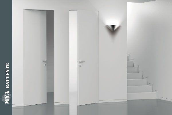 Le porte #Filomuro, chiamate anche porte #filoparete, #rasomuro, #rasoparete, #invisibili hanno l'anta #complanare alla parete. Si possono dipingere in tinta o in contrasto con essa. Hanno le #cerniereinvisibili e la #serraturamagnetica. La porta #MYA è versatile, geniale, facile da installare, garantita e progettata all'interno di una gamma prodotti completa. Alta #qualità ad un #prezzo eccezionale! Clicca qui https://www.mondoporte.org/porte-pronta-consegna/