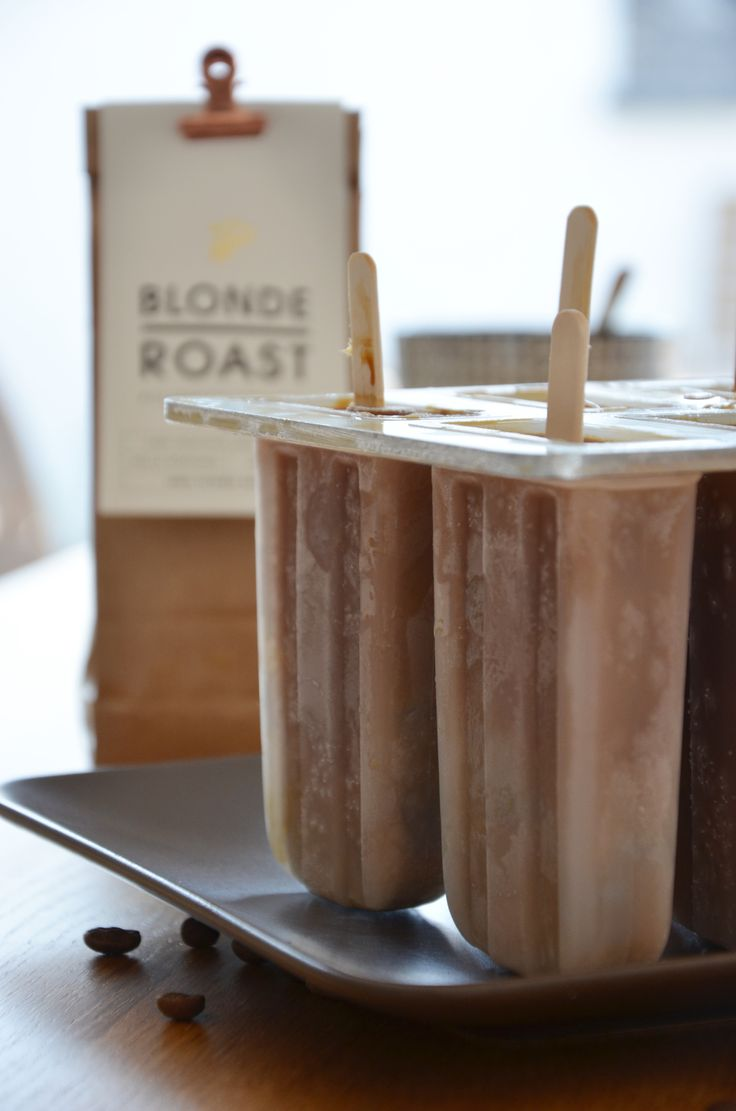 Frau Piepenkötter I Cold Brew Chocoloate Chunk Popsicles