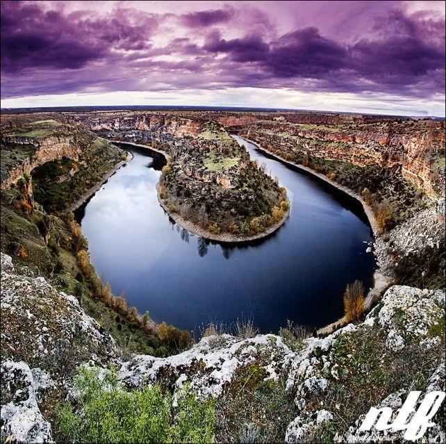Hoces del Duraton/ Segovia / Spain Landscape workshops in ...