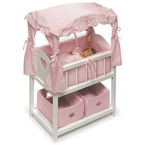 Best 25+ Baby Doll Crib Ideas On Pinterest | Baby Doll Carrier, Baby Doll  Clothes And Baby Doll Furniture