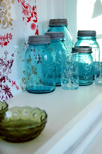 143 best old canning jars images on pinterest | vintage mason jars