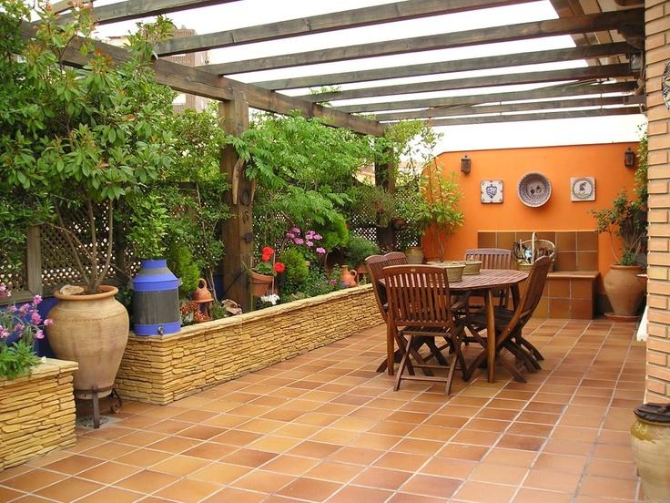 17 best images about 53 roof top terrace on pinterest - Aticos en albacete ...
