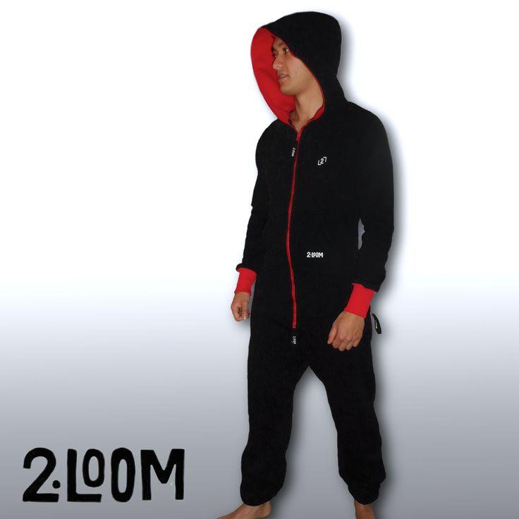 Basic | siyah & kırmızı. 149.00TL Jumpsuit