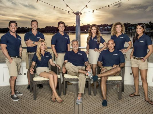 pinterest below deck cast 2015 | Below Deck Recap: Party Like It's 1942 | Tamara Tattles