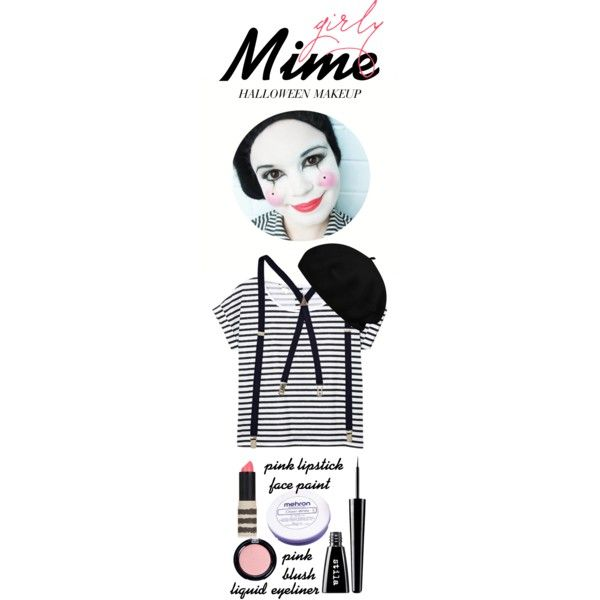 64 best Mimes images on Pinterest | Mime makeup, Make up and Mime ...