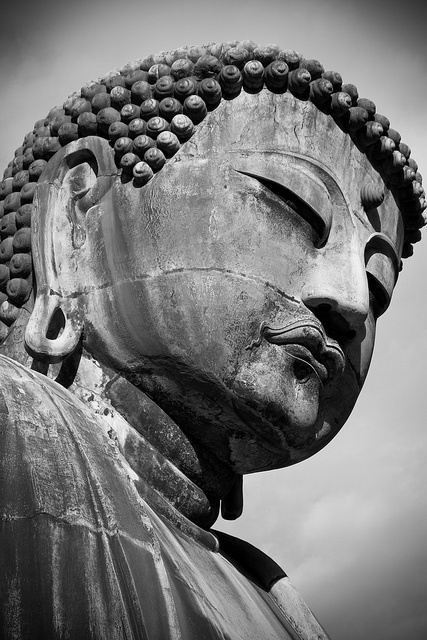 The Great #Buddha of Kamakura, #Japan
