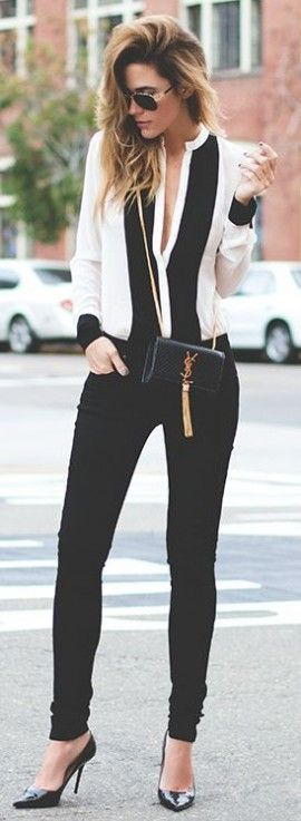 work outfit to style in style everyday