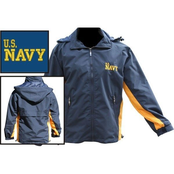 Us Navy Windbreaker Jacket