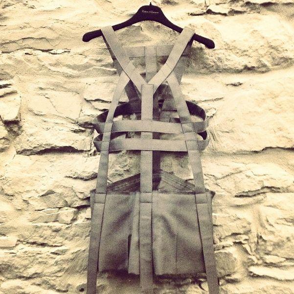 comme des garcon 2014 harness