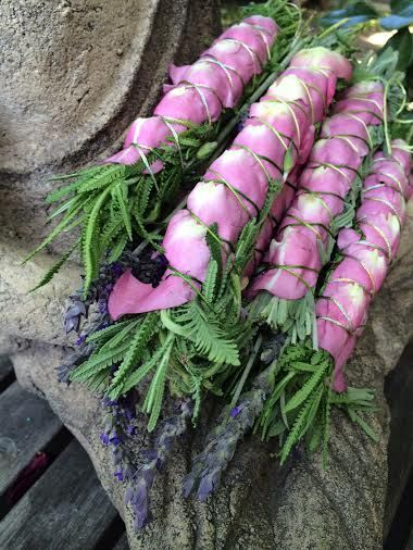 Lavender rosemary & rose smudge sticks for peace by TheSageGoddess, $15.00