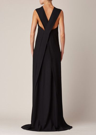 Ann Demeulemeester Lightlaine Dress (Black)