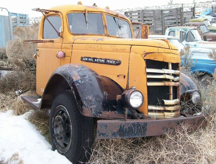 Antique Gmc Tractors : Best ideas about tractor trucks for sale on pinterest