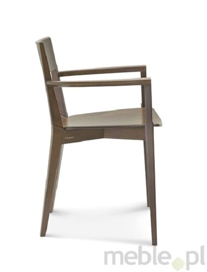 Wooden chair with upholstery option B-0620, Fameg - Furniture