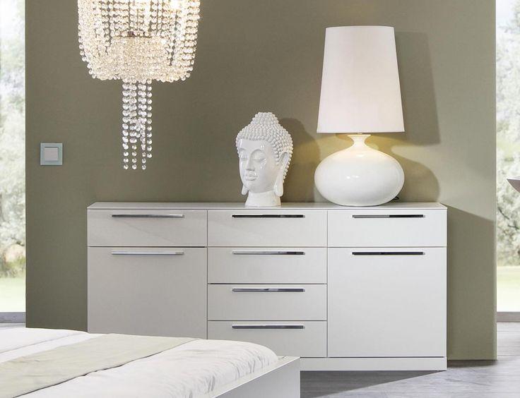 Eck sideboard modern  53 besten Weiße Hochglanz Sideboards Bilder auf Pinterest ...