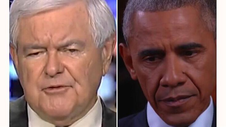 """Newt Gingrich is not going to stop hammering the Democrats and their phony Russia investigation, and this time he's going after the darling of the left himself- Barack Obama. The former House Speaker just said Tuesday on Fox & Friends that the House and Senate both have an """"obligation"""" to have Obama testify on what …"""