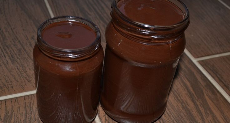 Házi nutella recept