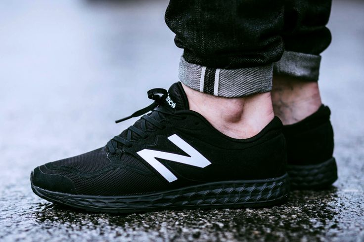 SPORTSWEAR ™®: SPORTSWEAR FIX : New Balance 1980 Fresh Foam Zante 'Black' & 'White'.