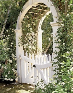 Cottage arch.