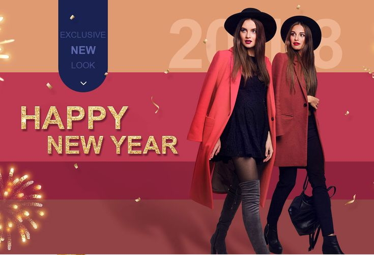 2018 New Year Exclusive New Arrivals | Newchic.com