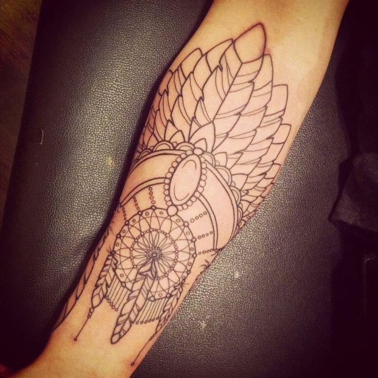 Feathers Tattoo On Arm-Arm Tatoos, Black Ink, feathers, feathers Tatoo, Feathers Tatoo On Arm