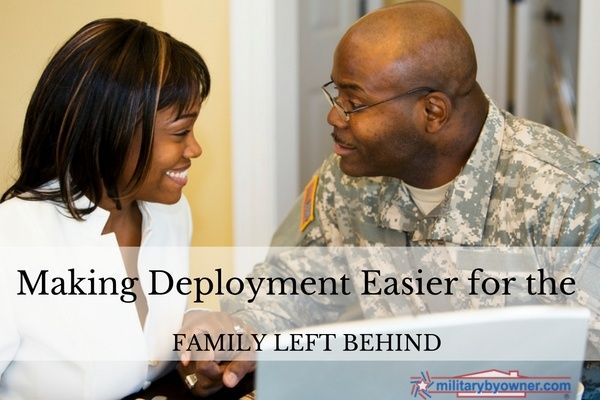 Do you know about these at-home delivery services and conveniences that are perfect for help during a deployment?