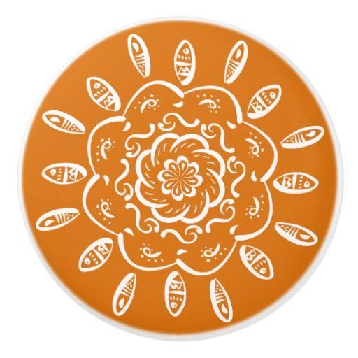 Pumpkin Pie Mandala